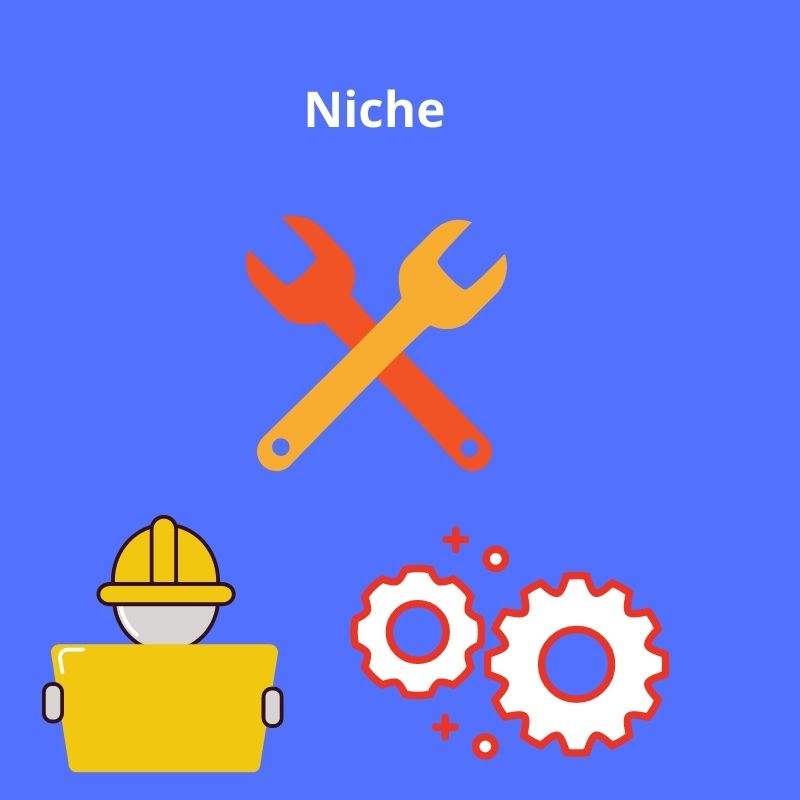 Tips for selecting  a niche in  the case of small business