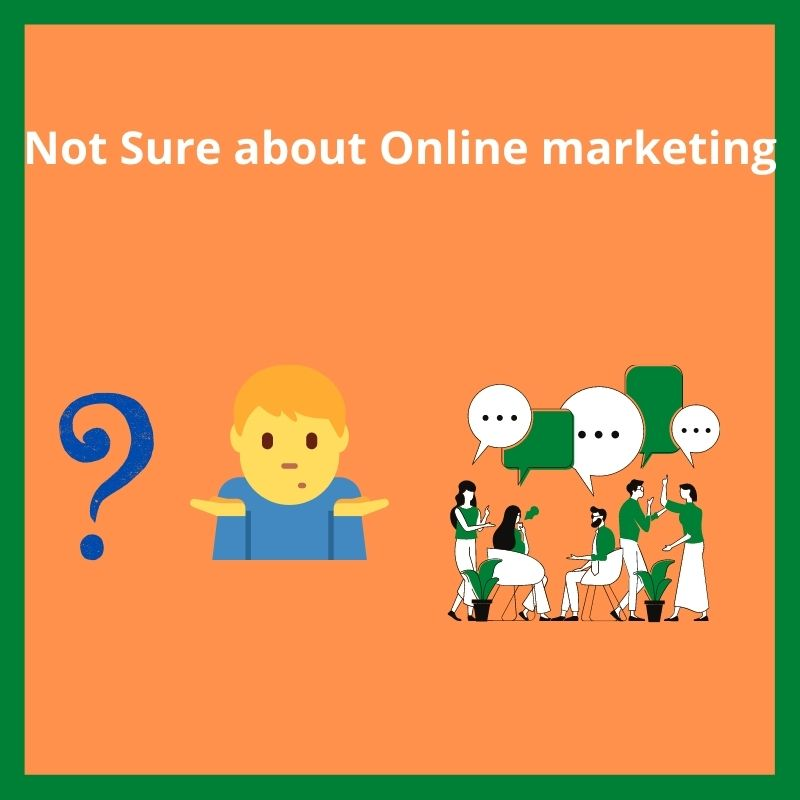 Why small business should not ignore Online marketing?